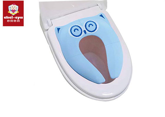 Owl Shape Foldable Baby Toilet Seat  Toddler Potty Training For Boys And Girls