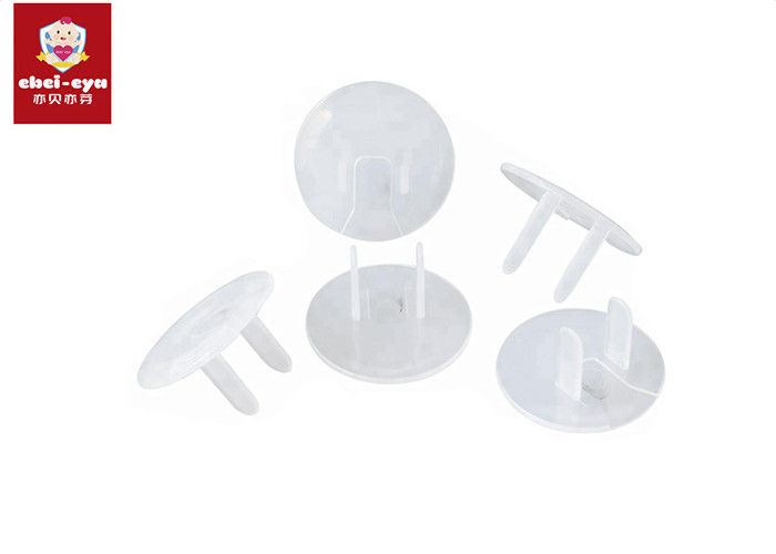 USA Clear Child Safety Outlet Covers , Baby Safety Socket Covers