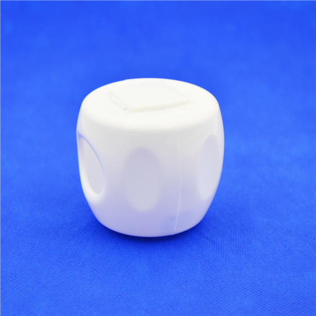 PP Material Door Knob Protector Cover White Color Durable For Protecting Baby